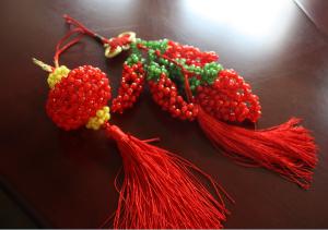 红红火火(串珠)