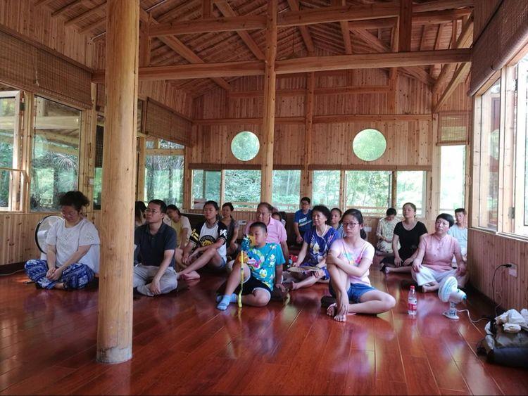 2017年8月4—6日查济游学之旅